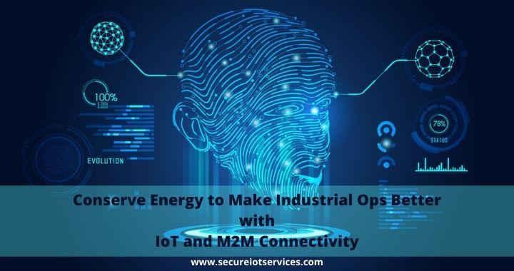 Machine to Machine connectivity provider